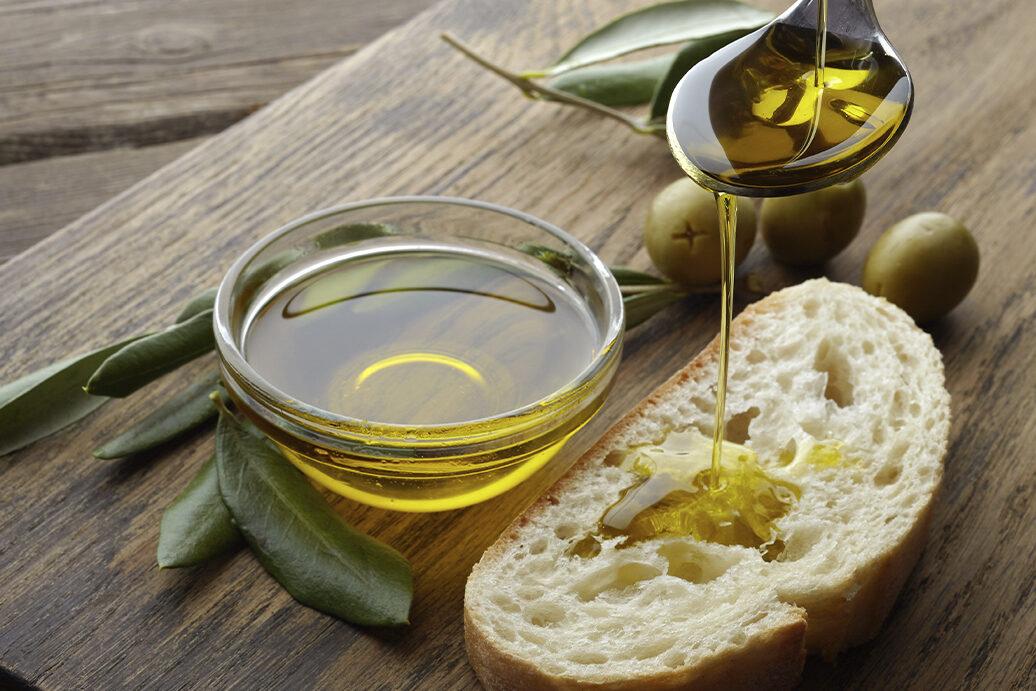 Composizione dell'olio extra vergine di oliva